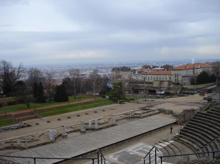 Lyon Amphitheatre - Lyon