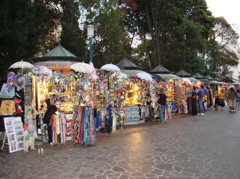 More Venice vendors - Venice