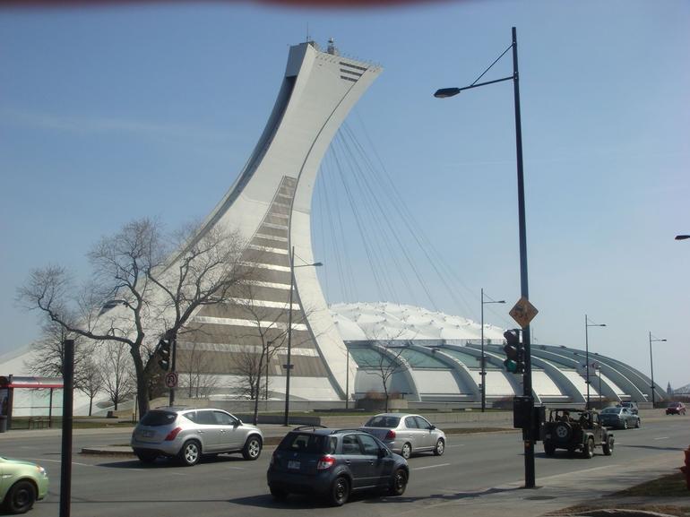 olympic stadium - Montreal