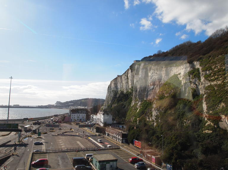 The Cliffs of Dover - London