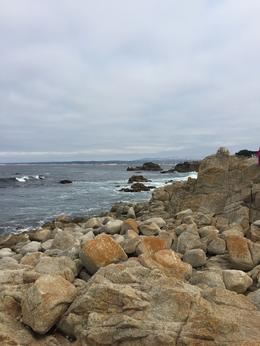 Pacific Grove Beach , XIAOLI Z - August 2016