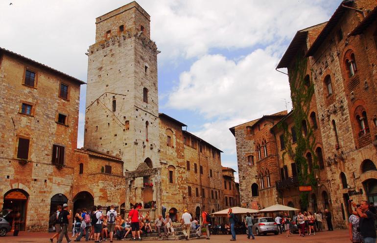 San Gimignano Centre - Florence