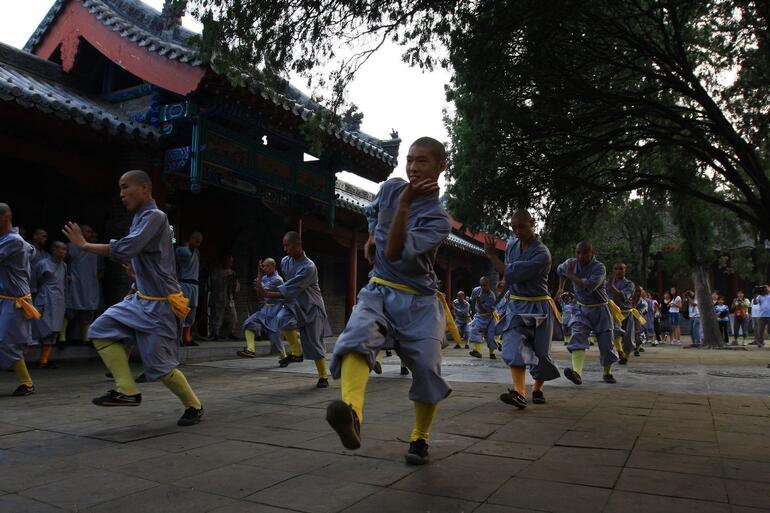 Shaolin Temple - Xian