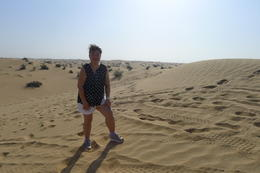madmum in the dessert. , Anne Y - November 2014