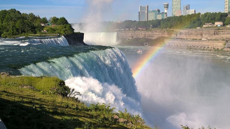 2-Day Niagara Falls and Tannersville Tour from New York by Bus photo 25