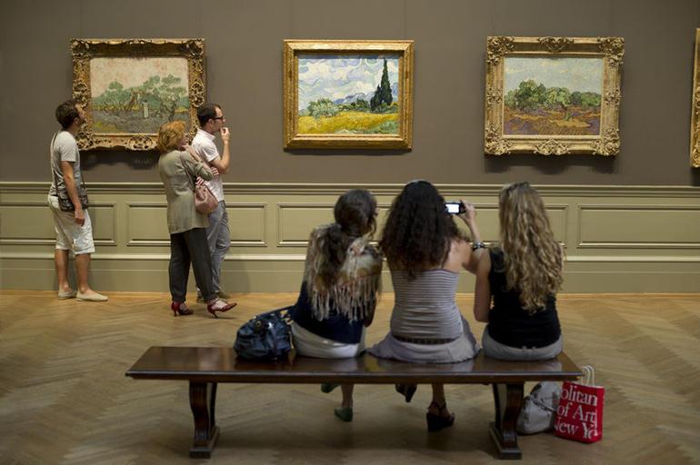 Van Gogh - New York City