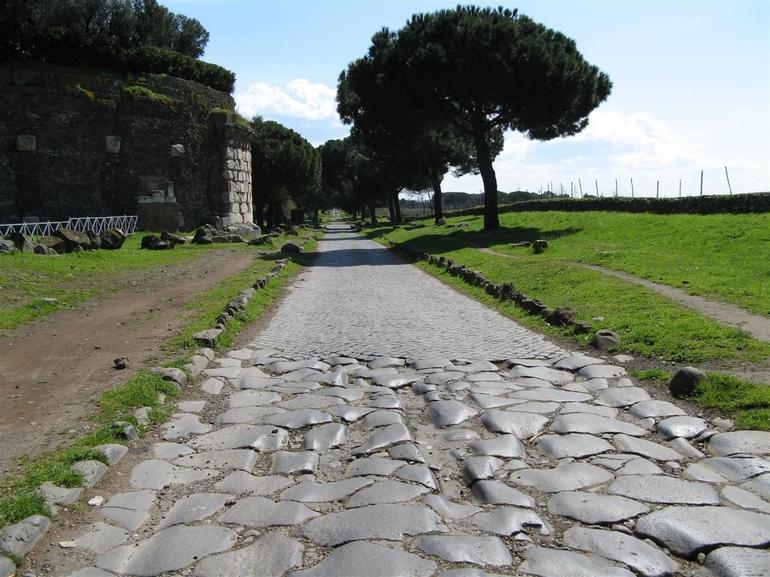 Via Appian Antica - Rome