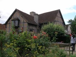 The place where William Shakespeare was born and his family home, Gloria M - July 2009