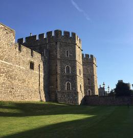Windsor Castle , Kimberly - October 2016