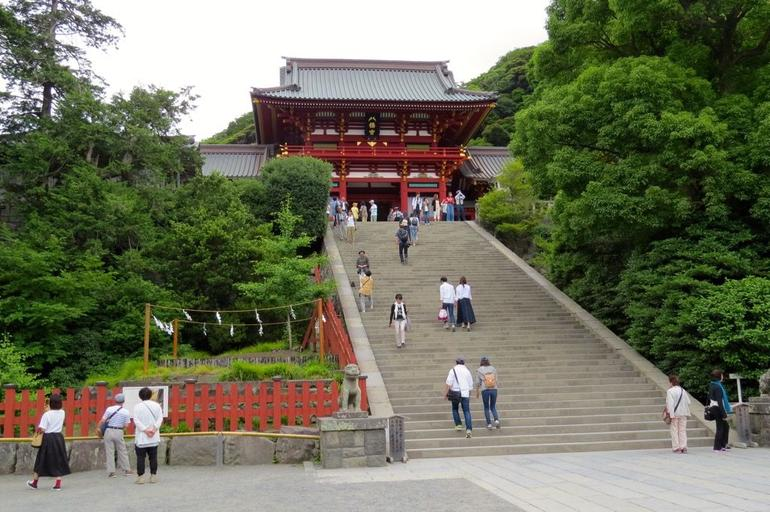 One Day Tour of Kamakura from Tokyo photo 9