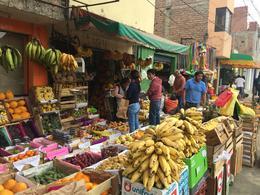 Chorrillos Market , Howard S - July 2017