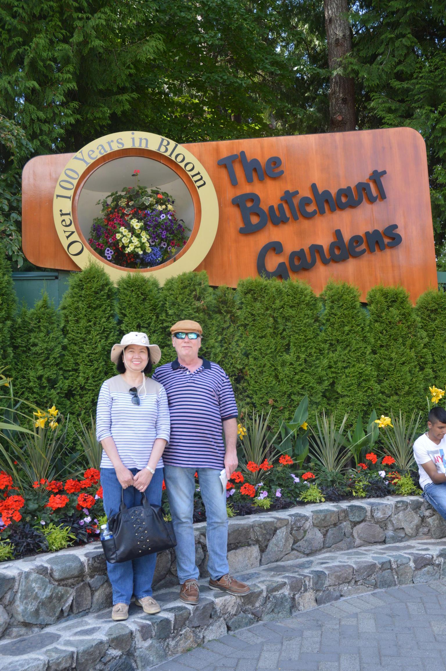 MÁS FOTOS, Excursión de Vancouver a Victoria y a los Jardines Butchart