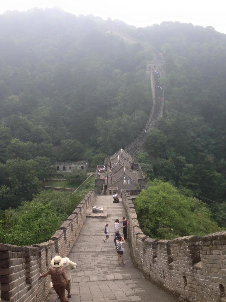 Great Wall of China Small-Group Day Trip from Beijing photo 13