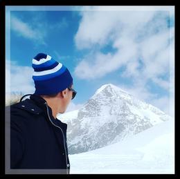 looking over jungfrau , Rowell Joel M - October 2017
