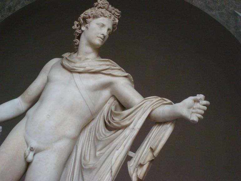 Belvedere Courtyard, Vatican Museums - Rome
