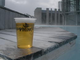 Viking+Blue Lagoon=awesome afternoon , Brooke M - May 2011