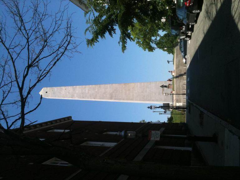 Bunker Hill Monument - Boston