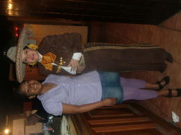 con la cantente , LukaRayo - May 2011
