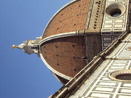 The Duomo in Florence -taken from the ramparts , COLIN B - March 2012