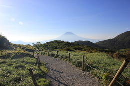 On the Top of Mt. Komagatake, Mt. Fuji View , stefanltje - October 2014