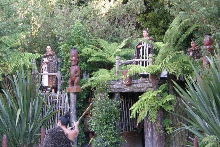 Hangi and Concert - Rotorua