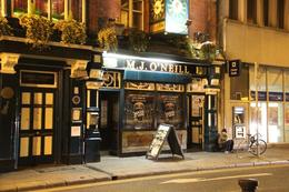 M. J. O'Neils Pub. Great Place. , Katja W - March 2012