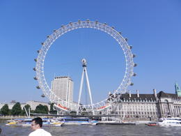 London Eye , Monika G - July 2013