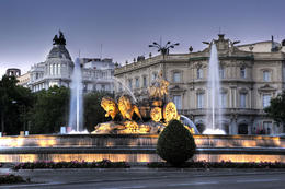 Cibeles Fountain - May 2011