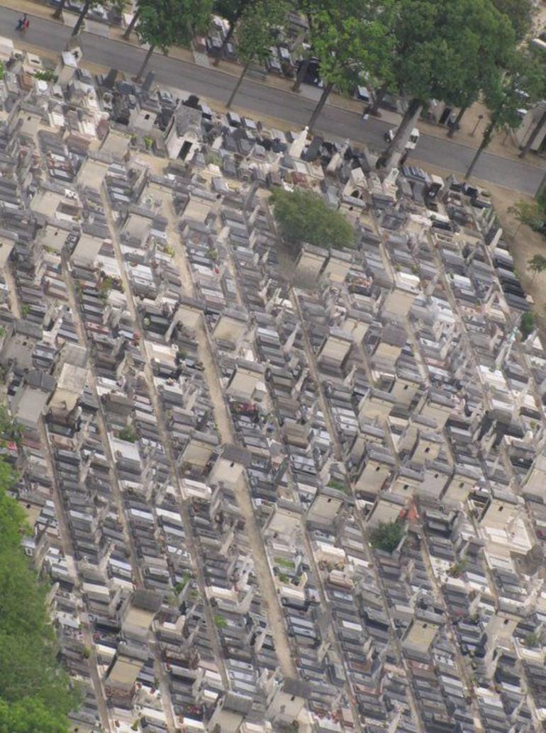 Montparnasse Tower 56th Floor Observation Deck - Paris