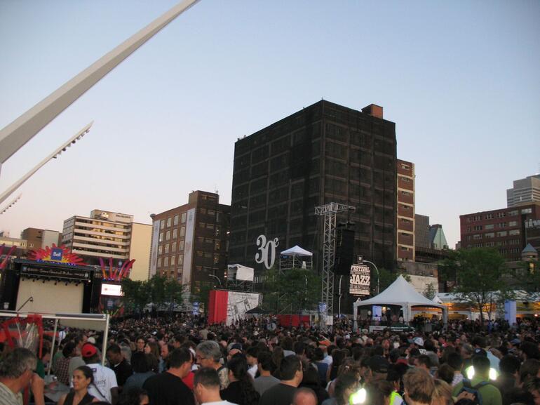 Montreal - Jazz Festival - Montreal