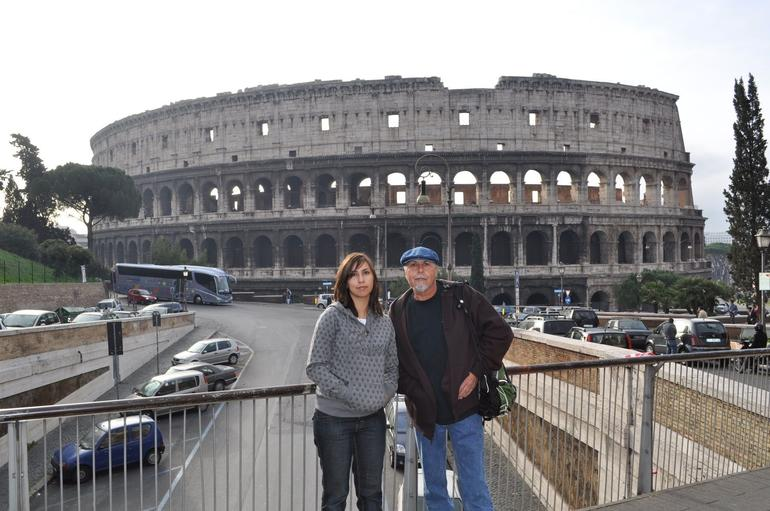 My Wife and Her Father Leroy - Rome