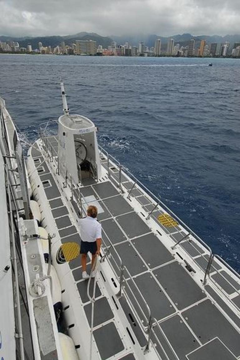Oahu Submarine Adventure - Oahu