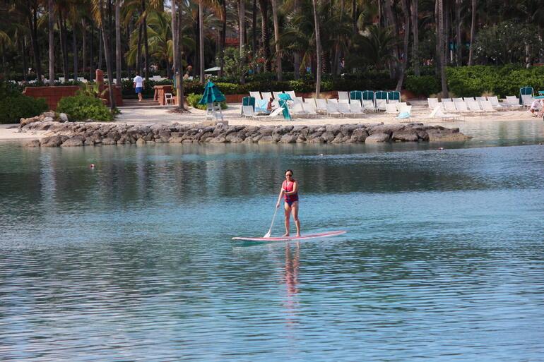 Paddle - Nassau