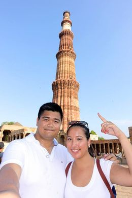 Indias highest minaret , Adolfo Peter P - September 2015