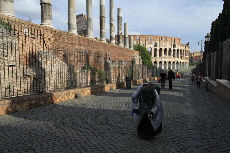 Rome, The Colisseum - Rome
