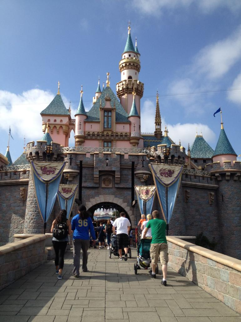 Sleeping Beauty's Castle - Anaheim & Buena Park