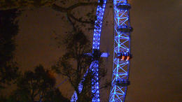 the London Eye - February 2012