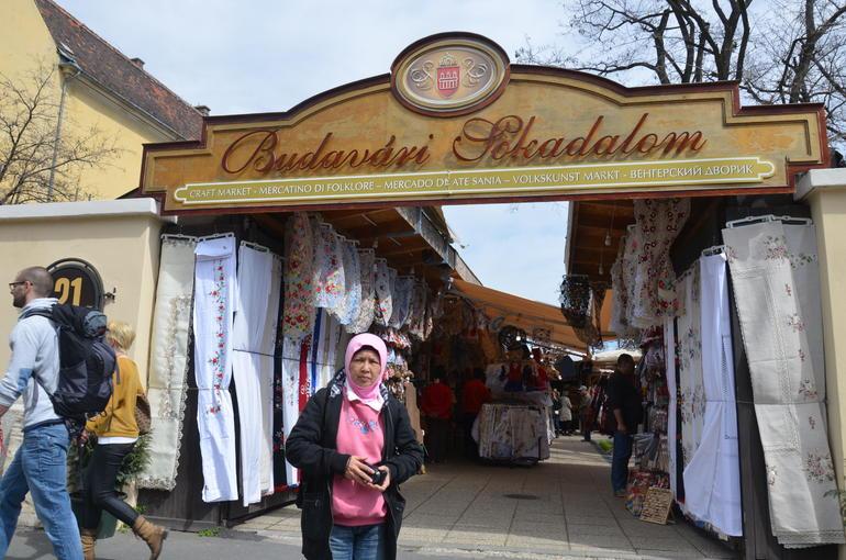 the market... - Vienna