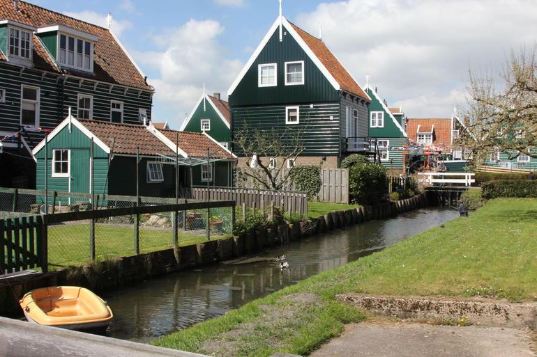 The Village of Marken - Amsterdam