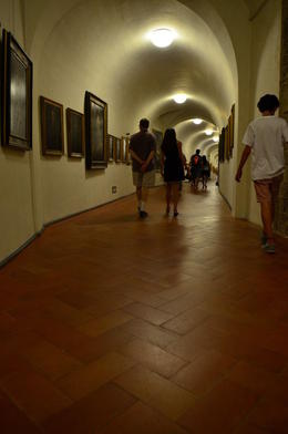 Uffizi Gallery and Vasari Corridor Walking Tour - August 2012
