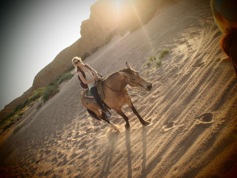 Wild West Sunset Horseback Ride - Las Vegas