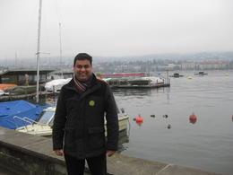 Myself , Gautam A - January 2014