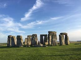 The fascinating Stonehenge , Kimberly - October 2016