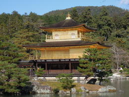 The Golden Palace in Kyoto , James T - February 2017