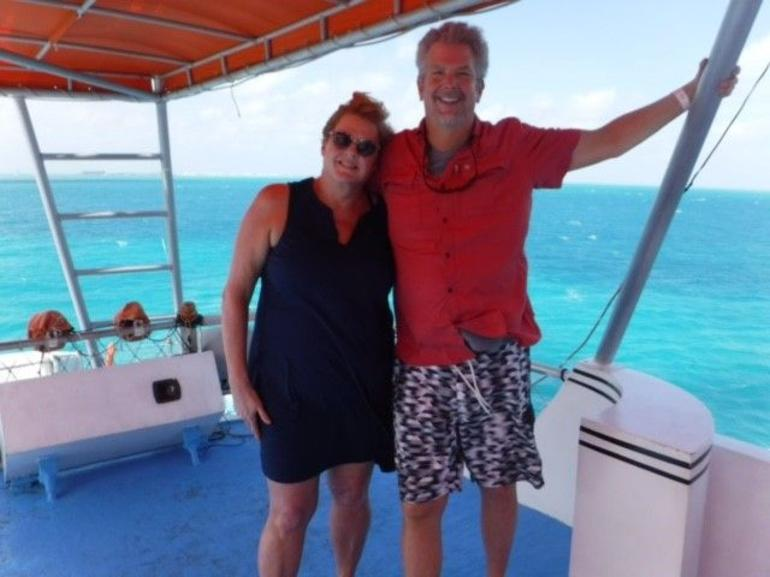 Sightseeing, Snorkeling, and Dancing Catamaran Cruise from Cancun photo 19