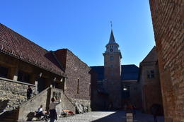 Akershus Castle , AM - April 2017