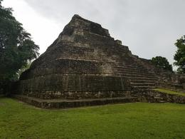 Chacchoben from the opposite side , Jw S - August 2017