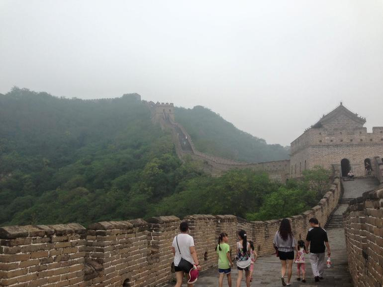 Great Wall of China Small-Group Day Trip from Beijing photo 14