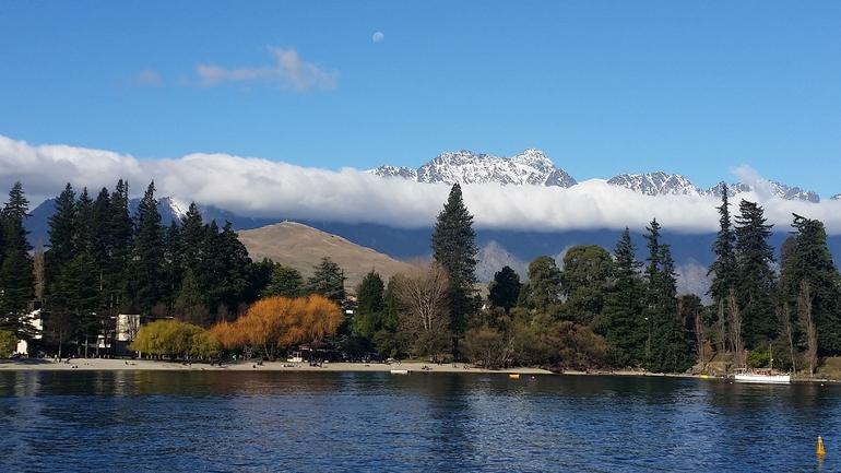 Lunch at Walter Peak High Country Farm and Cruise from Queenstown photo 12