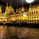 Espectáculo de danza húngara y crucero con cena por el Danubio, Budapest, HUNGRIA